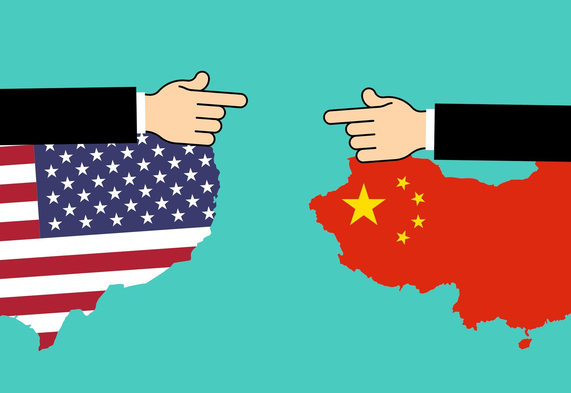 kitajska amerika kapitalski trgi vezovišek